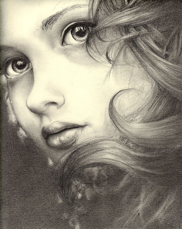 pencil fine drawings drawing realistic faces face ll artist portrait coloring sketches illogan designs deviantart amazing portraits female sketch than