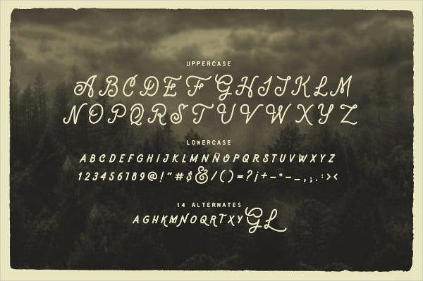Retro Cowboy Font