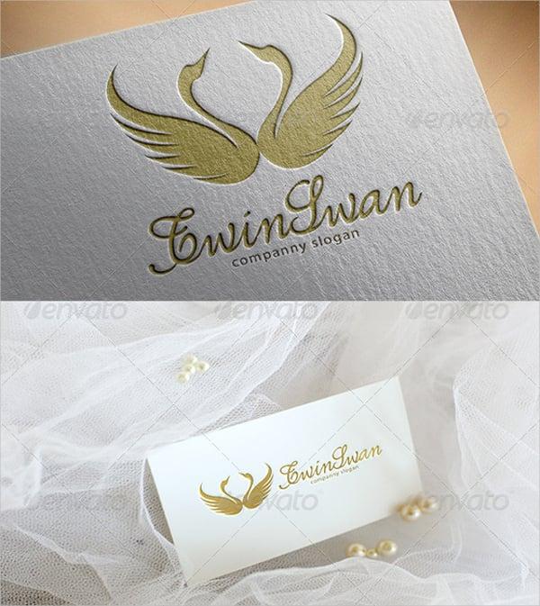 Twin Swan Logo