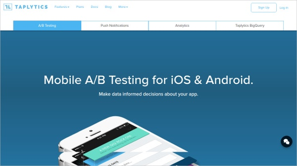 mobile ab testing for ios android