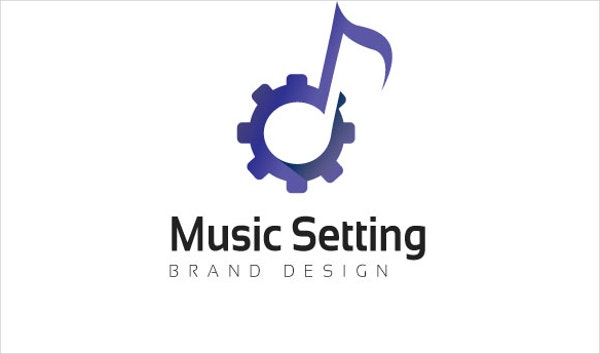 setting music logo