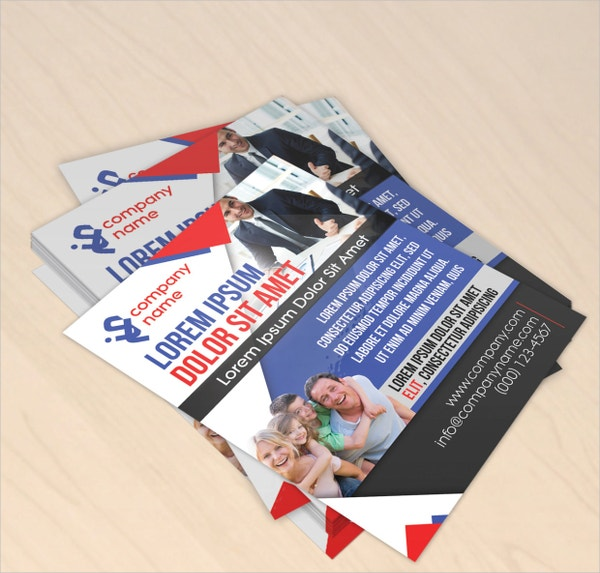 Modern Business Promoting Flyer