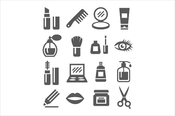 Fashion Cosmetics Icons