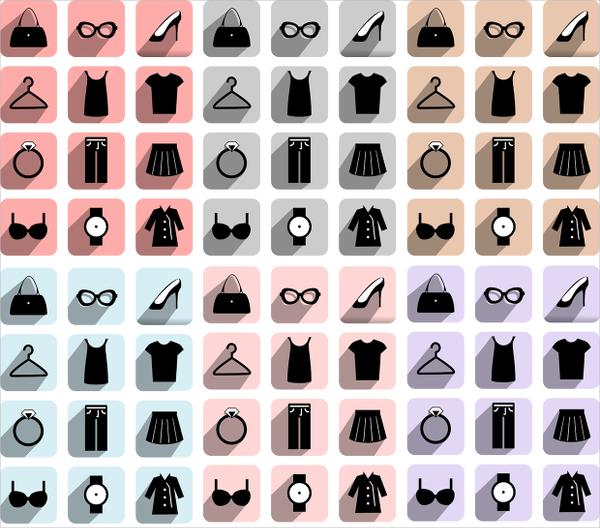 Elegant Fashion Icons