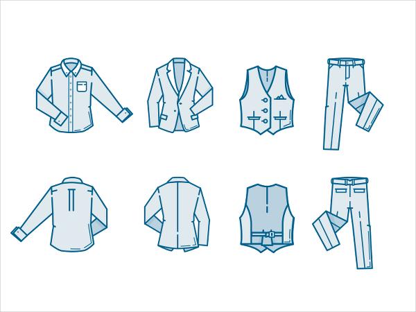 Menswear Fashion Icon
