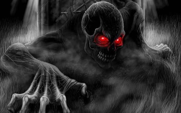 3D Horror Amazing Wallpaper Download