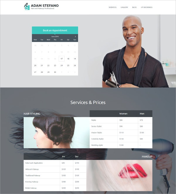 Business WordPress Theme $55