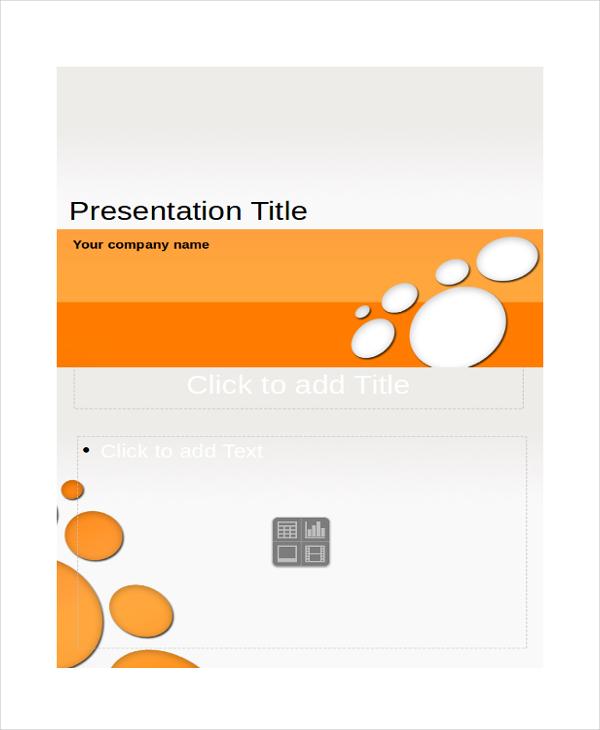 microsoft powerpoint template
