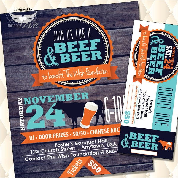 Event Flyer Template  Free Psd Ai Eps Format Download  Free