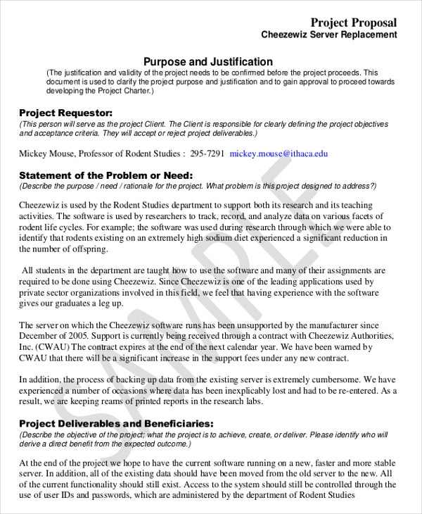 Project Quotation Template  Project Quotation Template