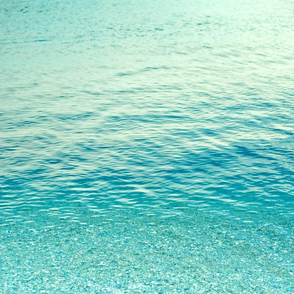 Sky Blue Water Tumblr Background