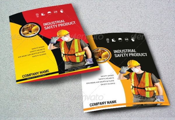 multipurpose safety brochure