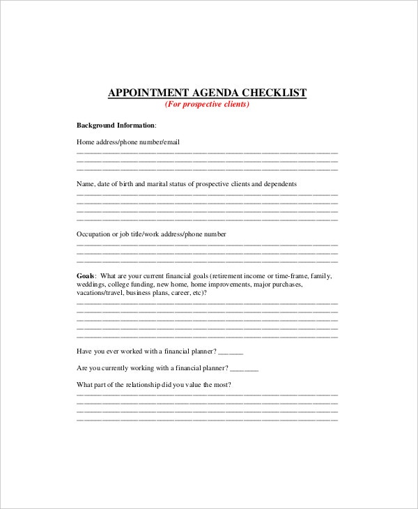 Sample Meeting Request Letter To Potential Client