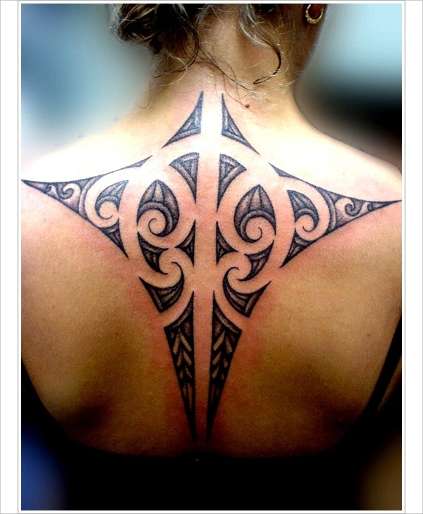 Flawless Maori Tattoo Designs