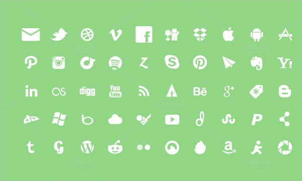 beautiful psd web icons