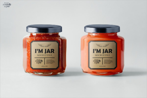 jelly jar label template - 16 jar label templates free psd ai eps fotrmat
