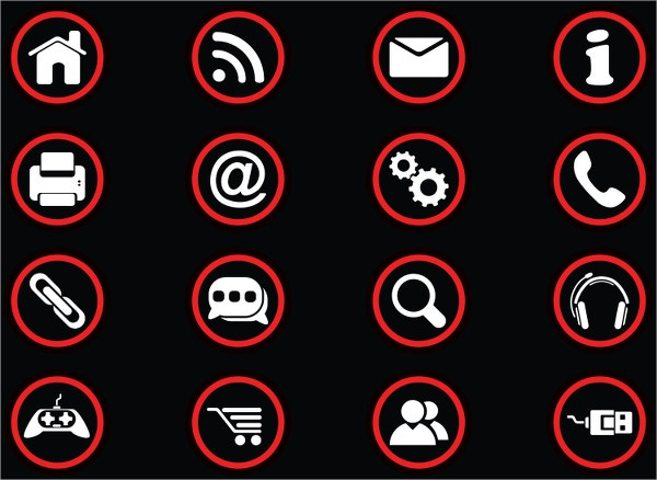 digital useful web icons1