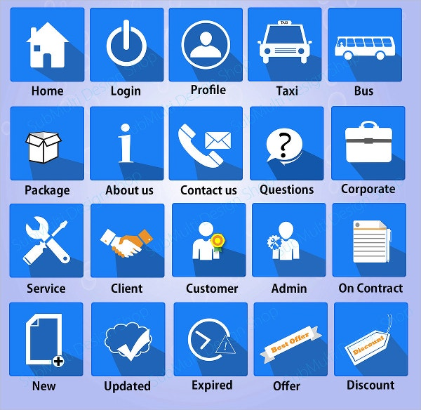 web page icons2