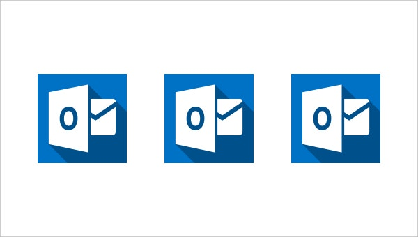Email Mail Microsoft Outlook Icon