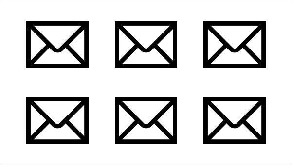 Free Email Mail Icon