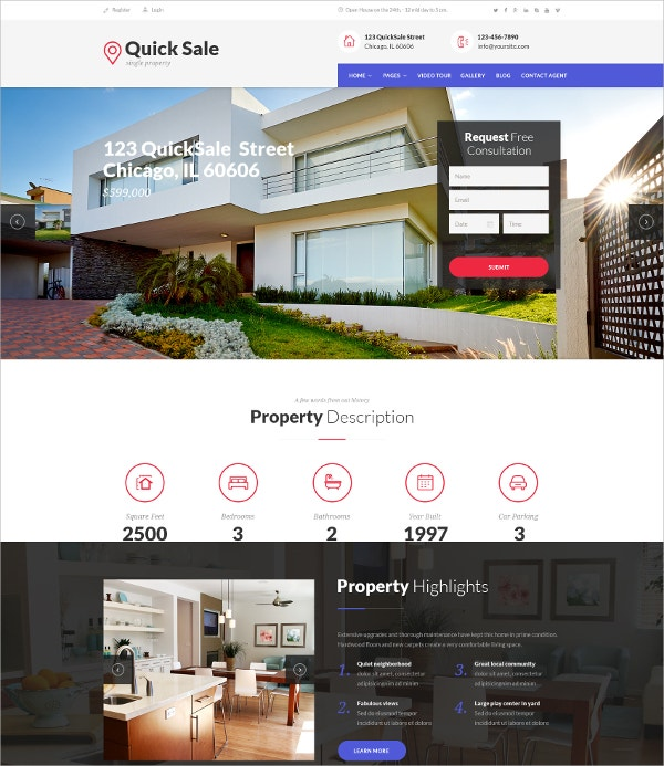 single property real estate wordpress theme 59