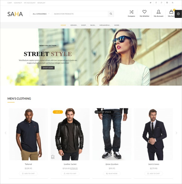 fashion wear ecommerce wordpress website theme 39