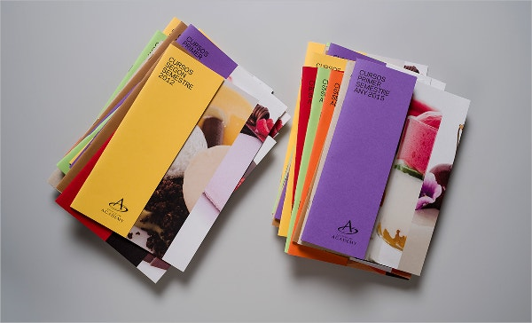 chocolate academy brochure