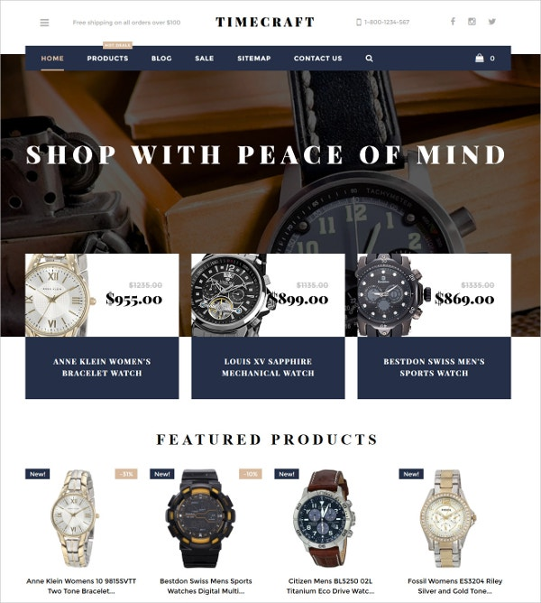 watch ecommerce shopify website theme 139