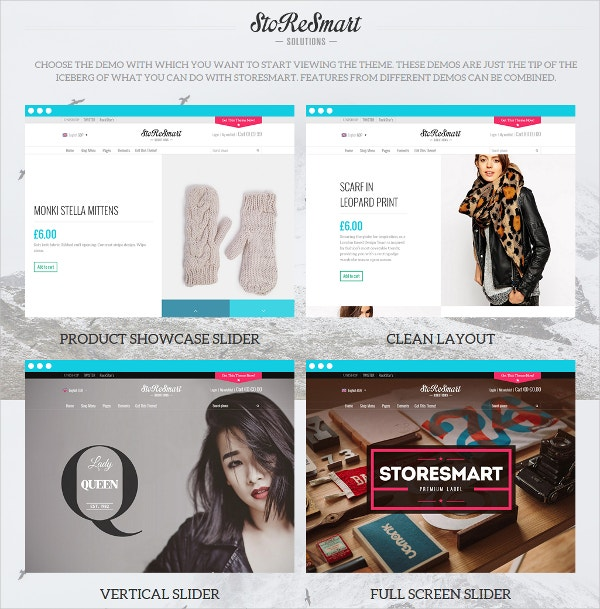Multipurpose Ecommerce Website Theme $59