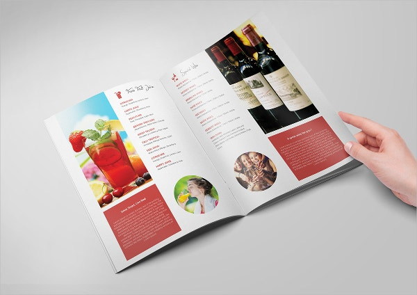 14 Pages Brochure Catalog