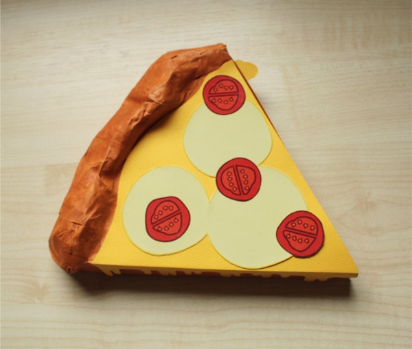 pizza box illustrator