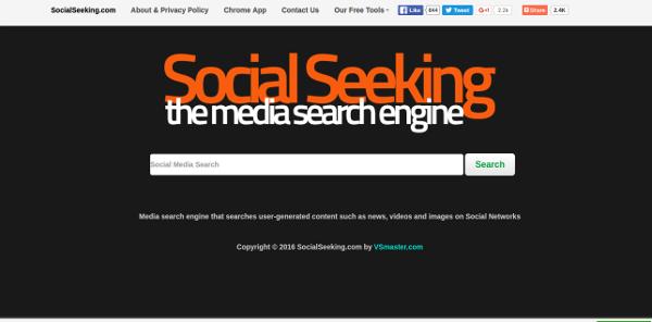 Social Seeking