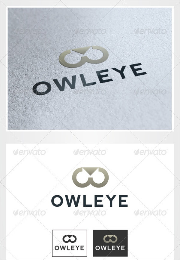 Owl Eye Logo