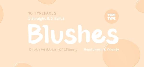 TT Blushes