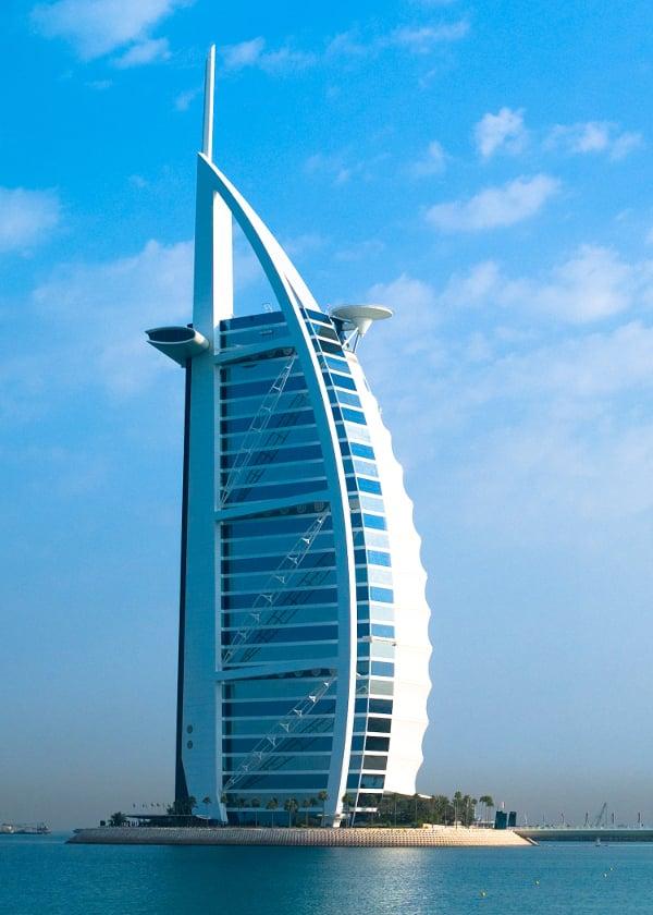 Burj Al Arab Design