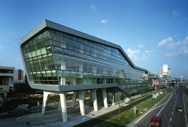 Modern Architecture Designs Glass Building