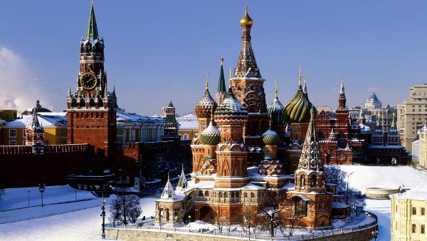 Moscow Kremlin Architechtural Design