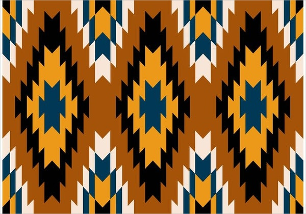 Navajo Tribal Pattern