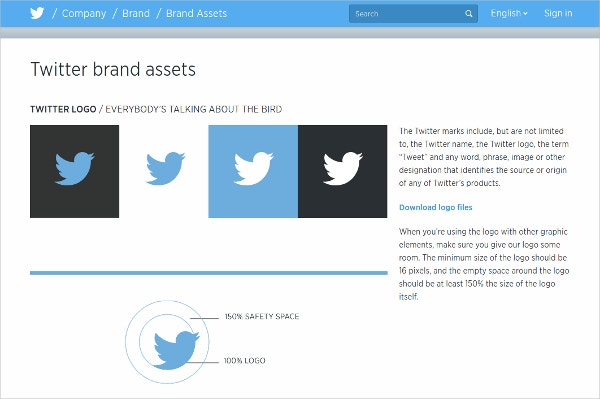 Twitter Brand Assets and Guidelines