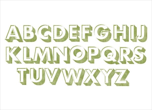 Rubber Stamp Retro Font