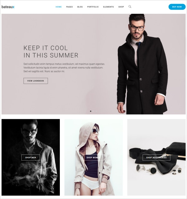 Creative Multi Purpose eCommerce WordPress Theme $59