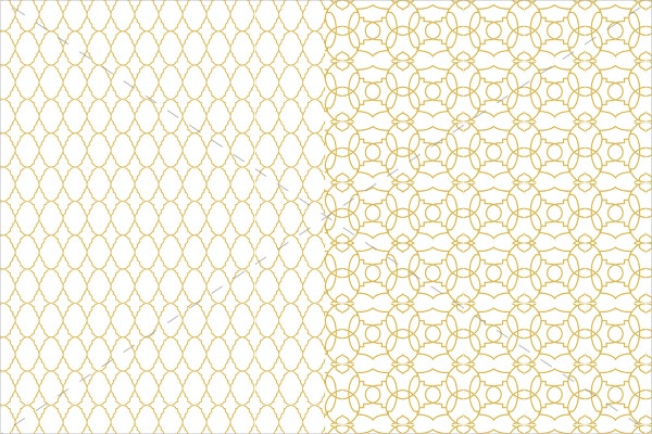 Chic Geo Tile Vector Pattern