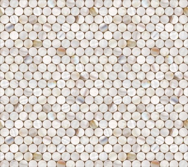 Shell Tile Pattern