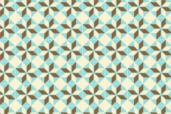 Geometric Tile Pattern
