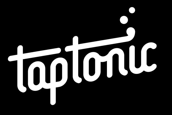 Taptonic Bubble Letters