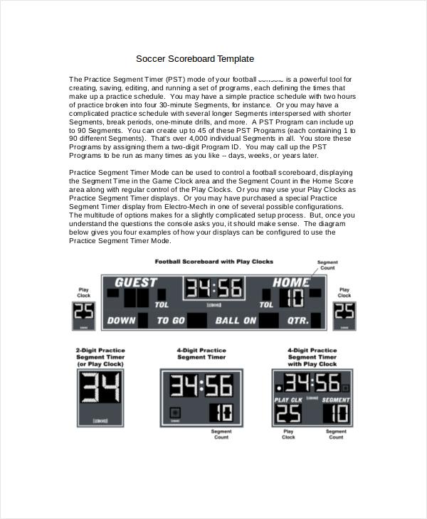 soccer scoreboard template 21