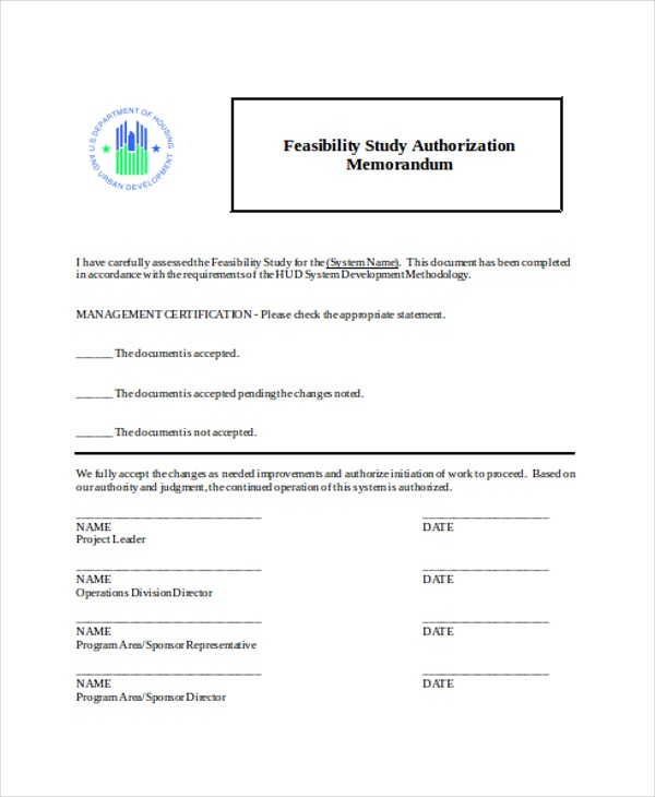 20 project templates free sample example format for Business feasibility study template free download