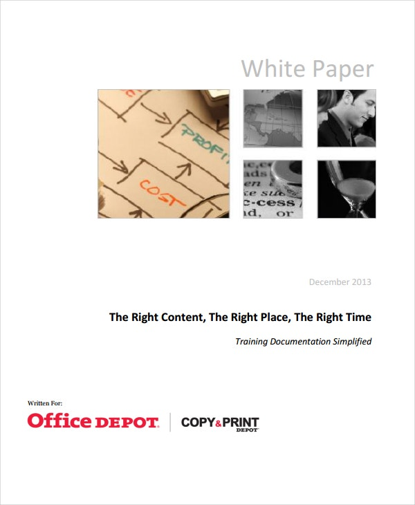 office depot paper templates 8 paper templates free sample example format free 23828