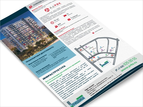 Alvek Building Apartments Brochure