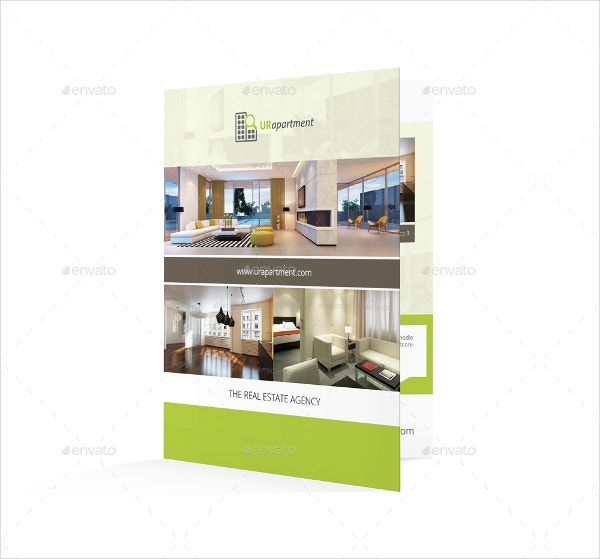 Apartment For Rent Bifold Halffold Brochure